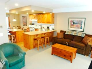 Living Room - Timberline Village - 40 Suite - Sun Peaks - rentals