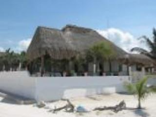 Palapa Mansion Gulf Of Mexico Frontage Isla Holbox - Holbox Island vacation rentals