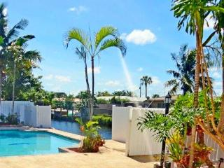 Resort House Heated Pool Boat Dock & Ocean Access~ - Fort Lauderdale vacation rentals