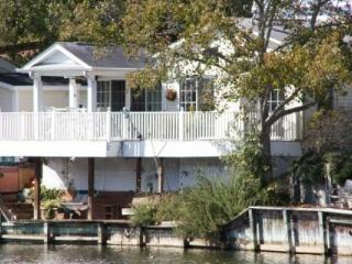 Ocean Lakes Lakefront Palace 2 Bedroom Vacation House with Golf Cart and Hot Tub - Myrtle Beach vacation rentals