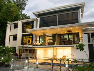 Casa Cielo - 6 BR Luxury Home w/ Ocean views/pool - Manuel Antonio National Park vacation rentals