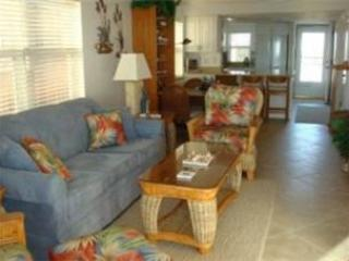 Gulf Front 2/Bedroom Vacation Rental.#307 - Image 1 - Fort Myers Beach - rentals