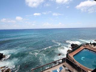 3BR Poipu Oceanfront Condo, Kitchen, WiFi, 301B - Poipu vacation rentals