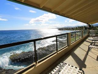 Oceanfront Poipu Penthouse, Kitchen, WiFi 406A - Poipu vacation rentals