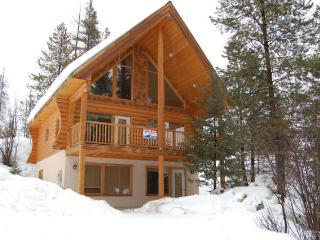 KCC108 - Mountain Cabin 2 bedrooms plus loft - Kootenay Rockies vacation rentals