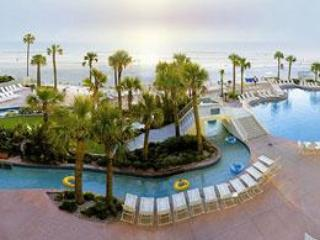 lazy river - 1,2,3BDRM condo-Daytona Beach- On the BEACH!! - Daytona Beach - rentals