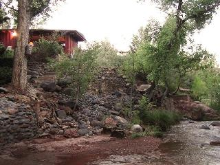 Chap's Enchanted Cozy Creek Cottage On The Water - Sedona vacation rentals