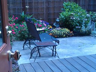 Lovely Garden Suite with Easy Access to all of S.F - San Francisco vacation rentals