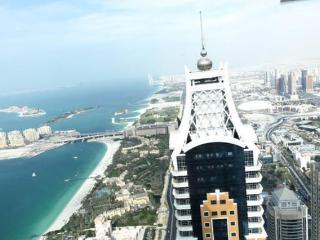 Apartment 4 Rent Luxury 1BR Dubai Marina View,(10) - Dubai vacation rentals