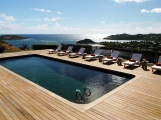 Ultra modern spacious villa with Olympic sized pool WV COS - Mont Jean vacation rentals
