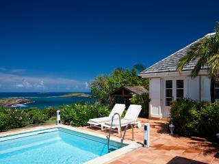 Le Roc at Petit Cul de Sac, St. Barths - Walking Distance To Beach, Ocean View, Pool - Petit Cul de Sac vacation rentals