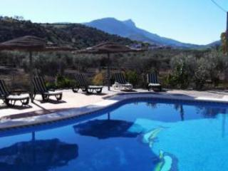 Luxury villa in the idyllic Spanish lake district - Ardales vacation rentals