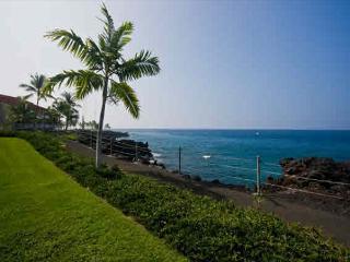 KKSR2103 $115.00 special May-June!! Direct oceanfront condo!!! - Kailua-Kona vacation rentals