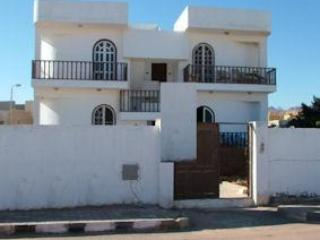 Front view from street - Sea View Apartment Eel Garden Sunrise Dahab - Dahab - rentals