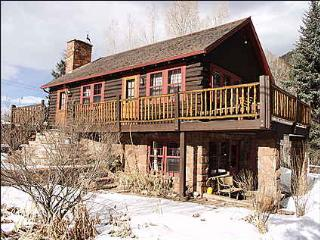 Rustic Cabin on River - Remote Paradise (3905) - Snowmass Village vacation rentals