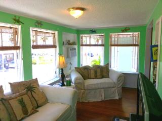 Summertime At The Beach In Funky Old Florida - Gulfport vacation rentals