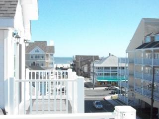 Isabella 3 beautiful Town H ocean & boardwalk view - Ocean City vacation rentals