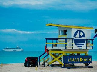 Great Cozy Apt a Block from Beach in Miami Beach! - Miami Beach vacation rentals
