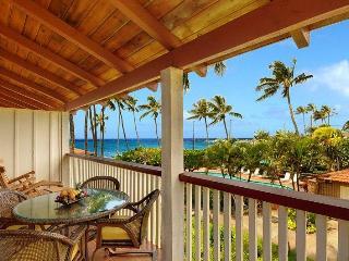 Stunning Ocean View Poipu Beach Villa #203 - Poipu vacation rentals