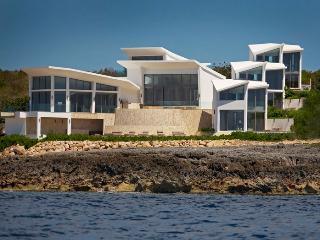 Villa KISHTI at Black Garden Bay, Anguilla, Waterfront, Ocean View, Pool - Crocus Hill vacation rentals