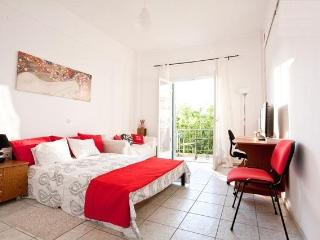 Athens view cosy apartment close to metro & beach - Athens vacation rentals