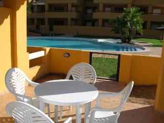 Poolside Bungalow - Roof Terrace - South facing Patio - Pool - 1807 - Mar de Cristal vacation rentals