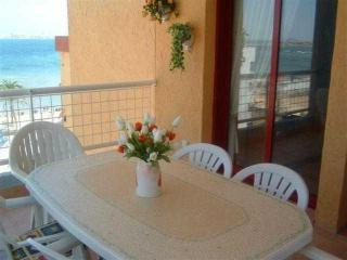 Sea and Pool View Apartment - Indoor and Outdoor Pool - Parking - 2007 - Playa Honda vacation rentals