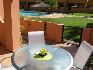 Poolside Bungalow - Free WiFi - Satellite TV - Roof Terrace - South Facing Patio - 2507 - Mar de Cristal vacation rentals