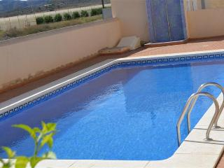 Front line Apartment - Sea View - Large Patio - Communal Pool - Parking - 8506 - Los Nietos vacation rentals