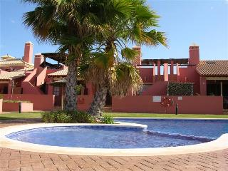 Large House - Patio -Roof Terrace - Communal Pool - WiFi Access - 3808 - Mar de Cristal vacation rentals