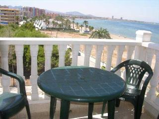Frontline Apartment - Sea View - Balcony - Communal Pools - Playa Paraiso vacation rentals