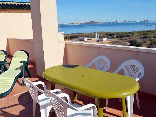 Penthouse - Large Balcony - Roof Terrace - Sea and Pool Views - 3308 - Los Nietos vacation rentals
