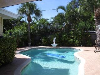 Tropical Oasis Single Fam Home in Madeira Beach FL - Florida North Central Gulf Coast vacation rentals