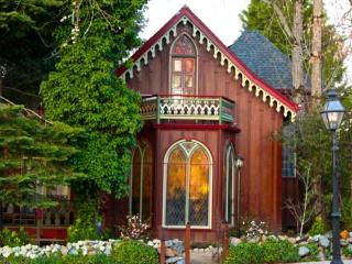 Gorgeous Victorian Cottage in Nevada City, CA - Hanalei vacation rentals