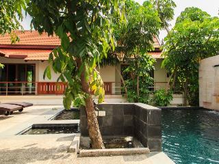 VILLA JASMINE- A FAMILY 3 BEDROOM POOL VILLA - Chalong Bay vacation rentals