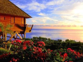 Villas Noa Noa - MOOREA- jacuzzi & nice ocean view - Papetoai vacation rentals