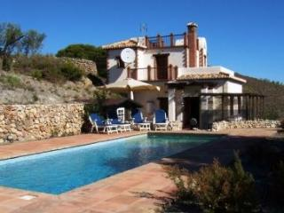 CASA GOLONDRINAS spectacular mountain villa 7 pers - Lecrin Valley vacation rentals