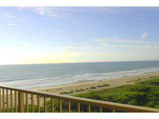 View from Balcony - 9th Floor - Penthouse - Excellent View of Ocean - Cape Canaveral - rentals