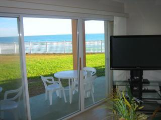 Living Room - Oceanfront...Newly Reno'd...Excellent Ocean Views - Satellite Beach - rentals