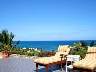 Patio and Oceanview - Miss Bea Haven 3/2 Private Pool, Walk to 2 Beaches - Christiansted - rentals