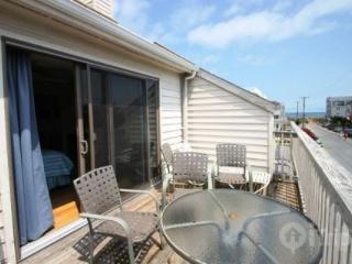 Downtown Dewey Beach, Ocean Block with Two Decks, Ocean View - Delaware vacation rentals