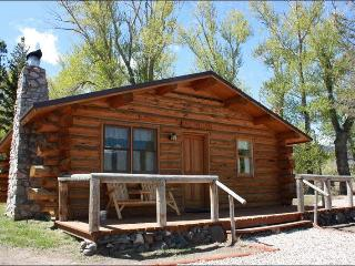 Scenic Guest Ranch with Cozy Cabin - Wapiti vacation rentals