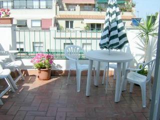 Fantastic Attic Terrace Penthouse Apartment - Barcelona vacation rentals
