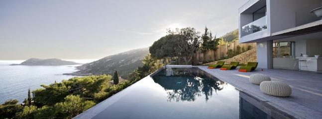 Extraordinary villa With Sea View Saint Tropez - Image 1 - Ramatuelle - rentals