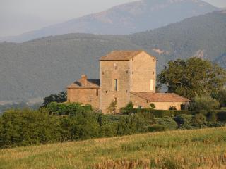 Umbrian Villa - La Palazzaccia - Fossato di Vico vacation rentals