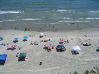 Ocean Front, 4 Bedroom Condo on Cherry Grove Beach - North Myrtle Beach vacation rentals