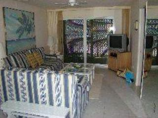 Gulf Front 2/Bedroom Vacation Rental.#103 - Image 1 - Fort Myers Beach - rentals
