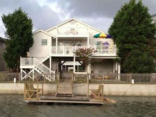 Canal Waterfront-Golf Cart,Kayak,Dock,Internet - Ocean Isle Beach vacation rentals