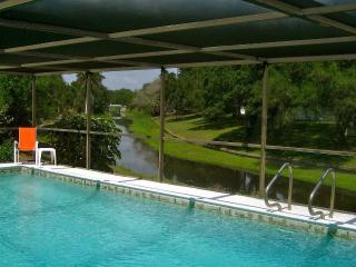 Creekside Pool Home - 15 mins to Siesta Key Beach - Sarasota vacation rentals