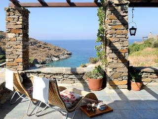 Greek Island Private Beach serves as your Pool VT - Kea vacation rentals